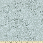 Fairy Frost Cotton Fabric - Stone