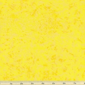 Fairy Frost Cotton Fabric - Sunshine