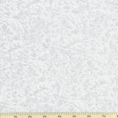 Fairy Frost Cotton Fabric - Zirconium
