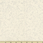 Fairy Frost Glitz Cotton Fabric - Candlelight CM0376