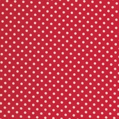 Farm Fresh Cotton Fabric - Red