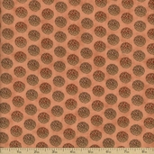 Farmer's Market Cotton Fabric - Rose 2082-13