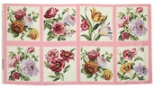 Felicity Cotton Fabric - Panel