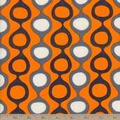 Felicity Wave Cotton Fabric - Adventure