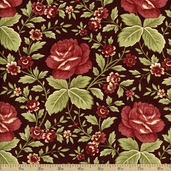 Field Notes Cotton Fabric - Rose Hips 2713-16