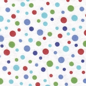 Flannel Basics Cotton Flannel Fabric - bright