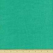 Flannel Solid Cotton Fabric - Turquoise