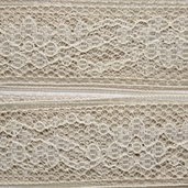 Flexi-Lace Hem Tape - Beige