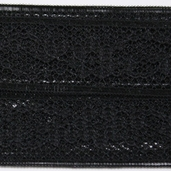 Flexi-Lace Hem Tape - Black