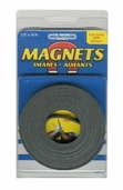 Flexible Magnetic Tape 1/2  x 10 ft - 3 Pkgs