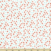 Flirt Cotton Fabric - Small Dot - Multi Color 17709-13