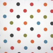 Flirty Fifties - Dot White/ Multi