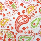 Flitter Flannel Cotton Fabric - Summer