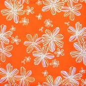 Flitter Flannel Cotton Fabric - Summer Collection
