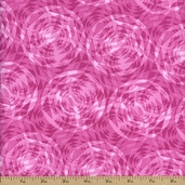 Flora Cotton Fabric - Pink FLORA-C1054-PINK