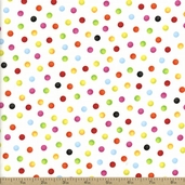 Floraliscious Cotton Fabric - Multi-Color 04084-09