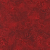 Florentine 3 Cotton Fabric - Crimson