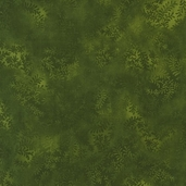 Florentine 3 Cotton Fabric - Moss
