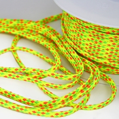 Fluorescent Braided Cord