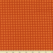 Flutterby Cotton Fabric - Orange 5812-NO