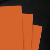 Foam Core Board - Orange