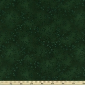 Folio Cotton Fabric - Floral Texture - Forest Green 7755-67