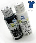 FolkArt Fabric Paint Brilliant Blue - Clearance