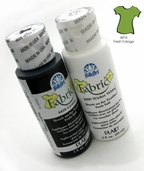 FolkArt Fabric Paint Fresh Foliage