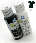 FolkArt Fabric Paint Licorice