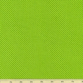 Frank-N-Friends Cotton Fabric - Green