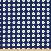 Fresh Cotton Fabric - Blue 36105-2