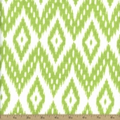 Fresh Cotton Fabric - Lime 36101-1