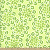 Fresh Cotton Fabric - Lime 36102-1
