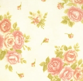 Fresh Cottons Fabrics - Custard