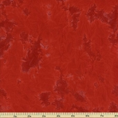 Fresh Paint Batiks Cotton Fabric - Red J105-111P