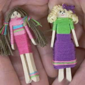 Friendship Dolls
