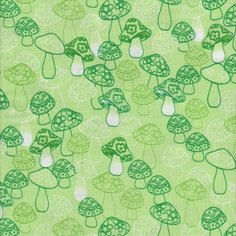 Froggies from Exclusively Quilters - Green - CLEARANCE