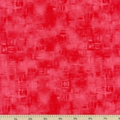 Fruitful Hands Cotton Fabric - Red 9433-88