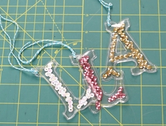 Fuse Tool Sequin Tag Video