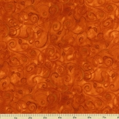 Fusions 11 Cotton Fabric - Rust AJH-5572-179