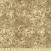 Fusions 11 Cotton Fabric - Tan AJH-5572-13