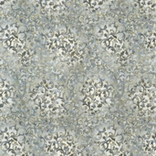 Fusions 11 Metallic Cotton Fabric - Silver