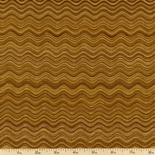 Fusions 4 Squiggles Cotton Fabric - Camel ETJ-12886-244 CAMEL