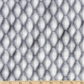 Fusions Texture Cotton Fabric - Pewter