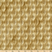 Fusions Texture Cotton Fabric - Tan
