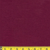 Galaxy Solid Flannel - Claret
