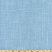Galleria Solid Cotton Fabric - Blue GENS-00270 - Clearance