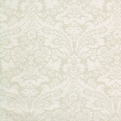 Garden Rose Cotton Fabric - Green