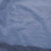 Gee's Bend Solids Cotton Fabric - Blue Grey
