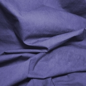 Gee's Bend Solids Cotton Fabric - Dark Purple